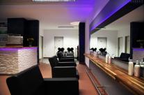 Luxhair-Friseur Salon Innenansicht