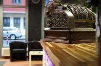 Luxhair-Friseur Salon Kassenbereich