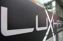 1 Luxhair-Friseur Logo